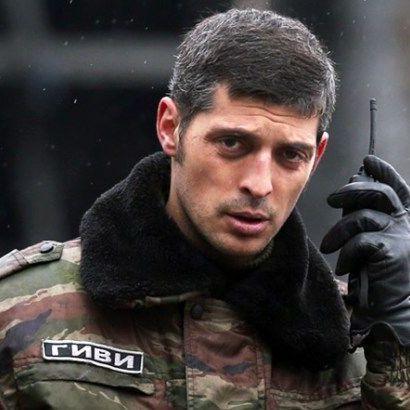 У мережу потрапили фото сина вбитого терориста Гіві (фото)