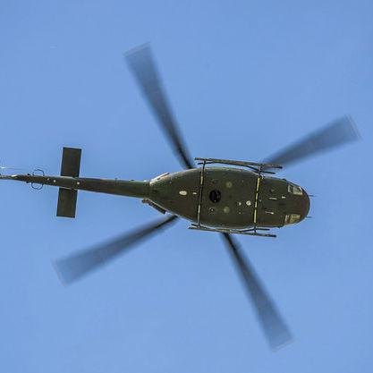 У Чорне море впав болгарський військовий вертоліт