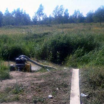 Поліція затримала три групи копачів бурштину в Житомирській області