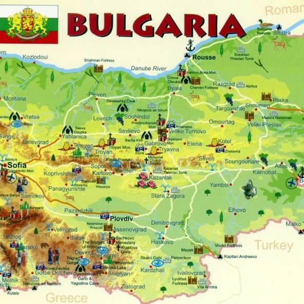 Укрзалізниця днями запустить прямий потяг до Болгарії