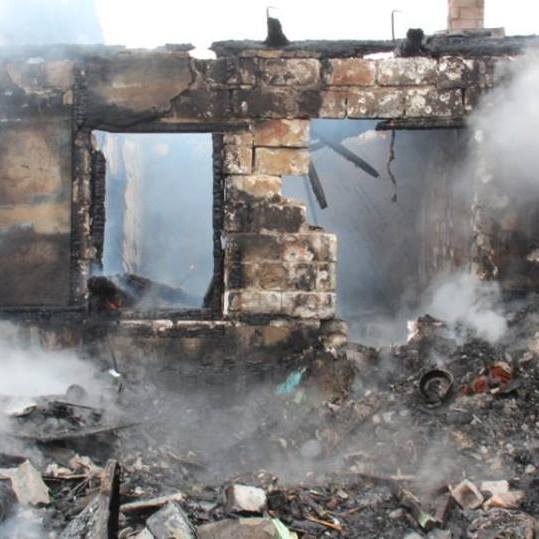На Донеччині бойовики розстріляли два села