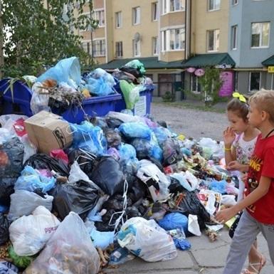 Мер Львова закликає оголосити в місті надзвичайну екологічну ситуацію