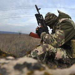 Втрати в зоні АТО: 1 військовий загинув, ще 5 - поранені