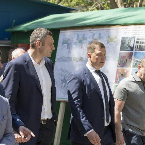 «До кінця року в Дарницькому районі відкриється ще один дитсадок на понад 200 місць» - Віталій Кличко
