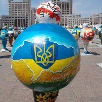 В Казахстані знайшли відмовку чому з'явилась карта України без Криму