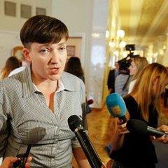 Савченко була присутня на суді про «газову справу»