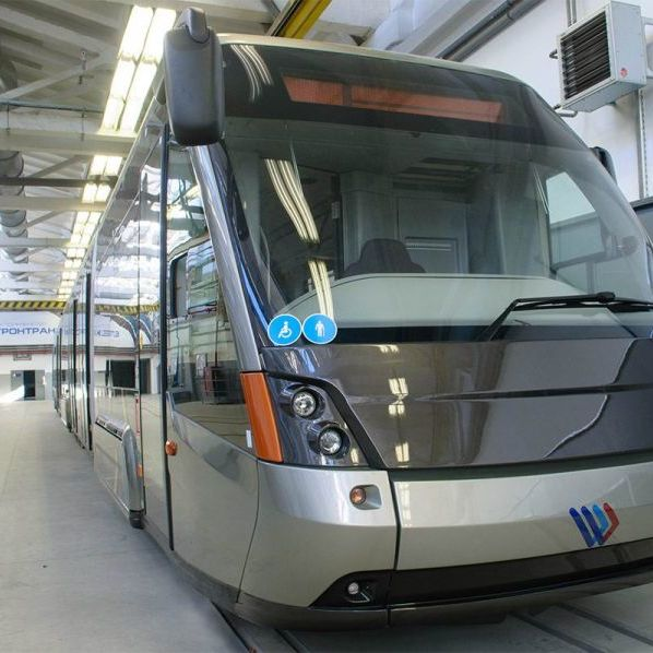 Львівське СП Електронтранс перемогло в тендері на постачання Києву трамваїв