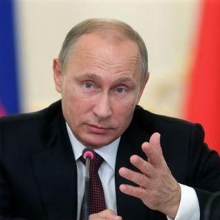 Путін назвав українців і росіян «народами-родичами»