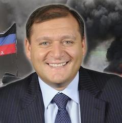 Михайло Добкін в прямому ефірі заявив, що в Україні йде громадянська війна (відео)