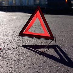 Байкер із Німеччини потрапив в ДТП у Києві