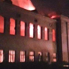 В будівлі Міноборони прогримів вибух, – ЗМІ