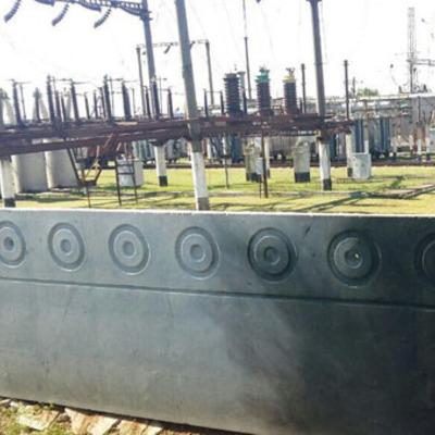 Вночі на Донеччині підірвали електропідстанцію