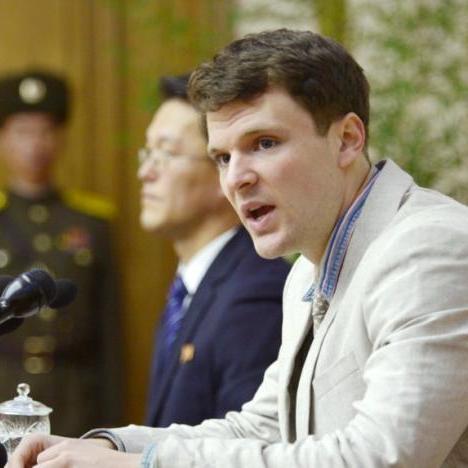 Американський студент, якого повернули з КНДР, помер