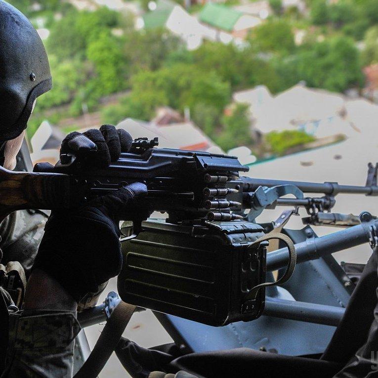 Добрі новини із території зони АТО: жоден український військовослужбовець не постраждав