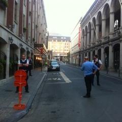 Невідомий вчинив вибух на центральному вокзалі Брюсселя
