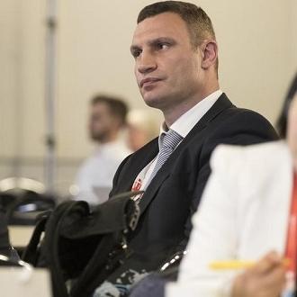 Віталій Кличко презентував Київ на Конгресі Всесвітньої асоціації мегаполісів у Монреалі (фото)