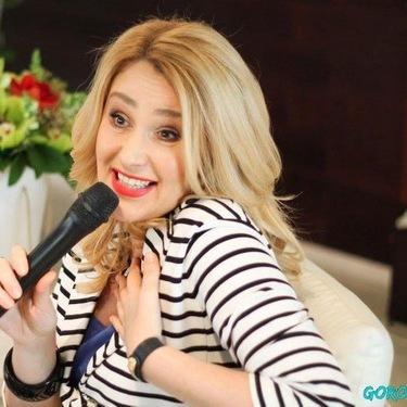 Єгорова у прямому ефірі закликала Мухарського побачити дітей (фото)