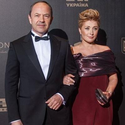 Дружина Тігіпка заявила про громадянську війну в країні (фото, відео)