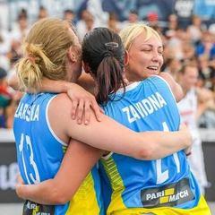 Збірна України завоювала бронзу чемпіонату світу