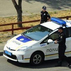 В Кременчуці поліція потрапила в ДТП