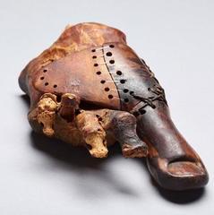 У Єгипті знайшли найдавніший протез пальця, якому 3000 років  (фото)