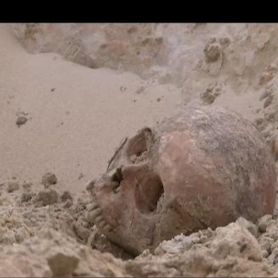 На Волині знайшли досі невідоме масове поховання жертв Другої світової війни