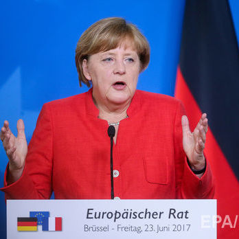 Меркель задоволена підсумками саміту ЄС у Брюсселі: Це була рада впевненості та бадьорості
