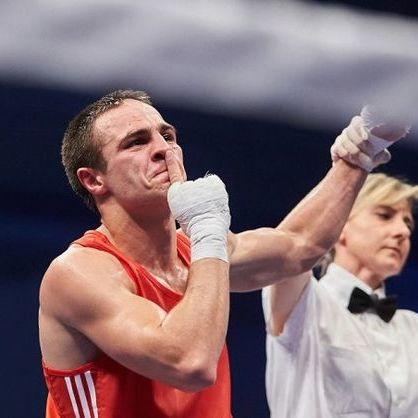 Україна здобула три золоті, срібну й дві бронзові медалі на чемпіонаті Європи з боксу: відео