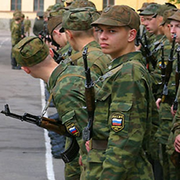 За роки анексії Криму Росія забрала до армії майже 6 тисяч призовників з півострова