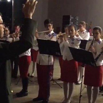 Оркестр Збройних сил Бразилії виконав гімн України (відео)