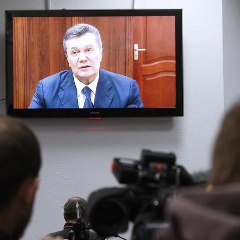 Суд відклав розгляд по суті справи Януковича про держзраду