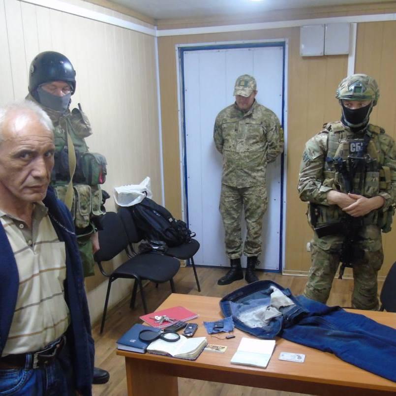 В Одесі затримали агента ФСБ, який приїхав вербувати офіцерів СБУ, - ЗМІ