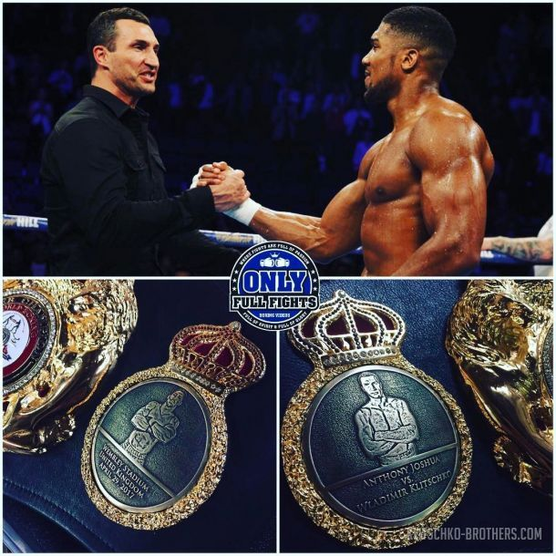 Володимир Кличко увійшов до Топ-5 рейтингу WBA