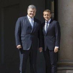 Зустріч президентів Франції та України. Результати