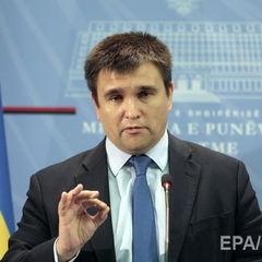 Клімкін: Макрон не дасть Росії «тягнути кота за хвіст»