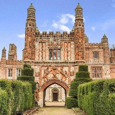 Продається легендарний маєток, в якому Генріх VIII побував п'ять разів - і кожного разу з новою дружиною (фото)
