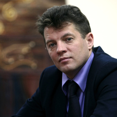Роман Сущенко подякував небайдужим українцям за підтримку (відео)