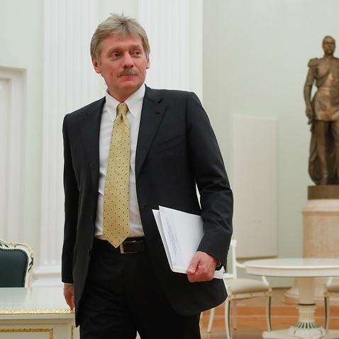 У Кремлі не згодні з оцінкою Макрона по Україні