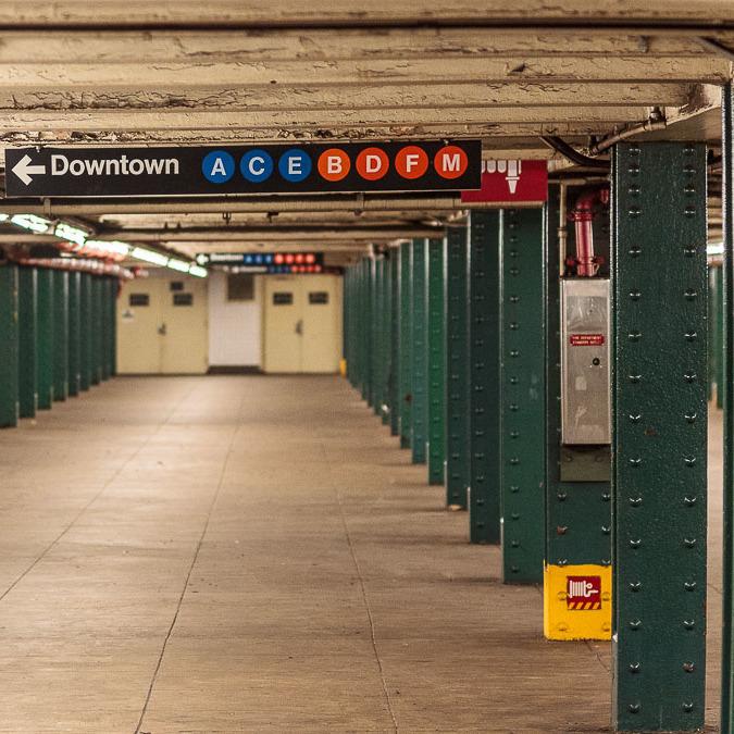 Аварія у метро Нью-Йорка: 34 постраждалих
