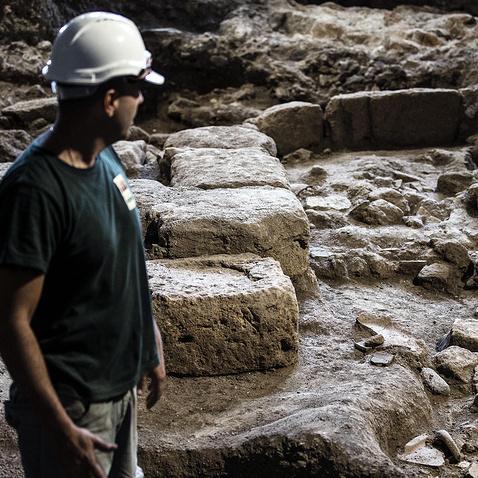 При будівництві метро в Римі виявили будинок II століття з мозаїкою і фресками (фото)