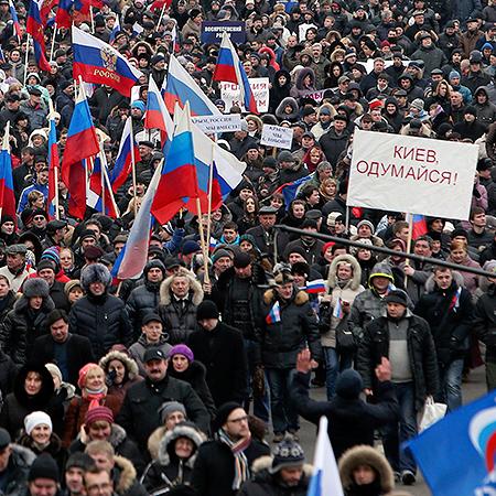 Росіяни вважають Україну та США основними джерелами військової загрози - опитування