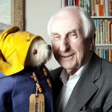 У Лондоні помер письменник, який придумав ведмедика Паддінгтона