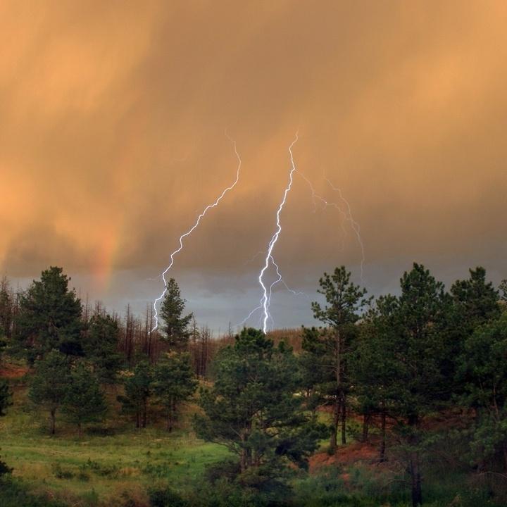 Синоптики попереджають про грози, шквали та сильні дощі в Україні 29-30 червня