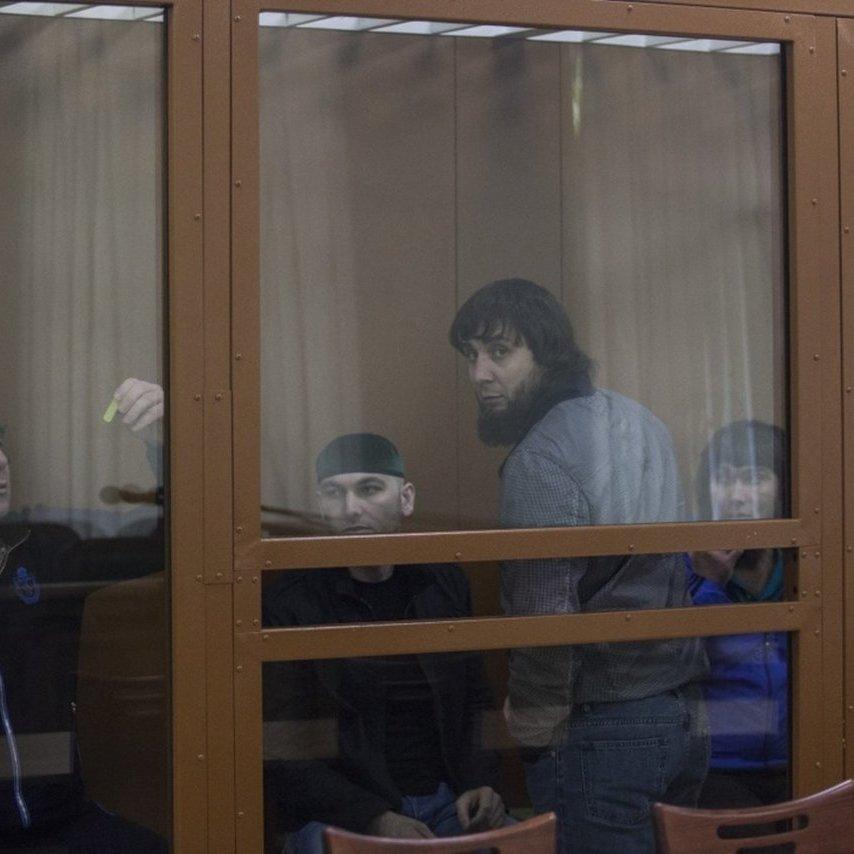 У Москві присяжні визнали екс-військового Дадаєва винним у вбивстві Нємцова