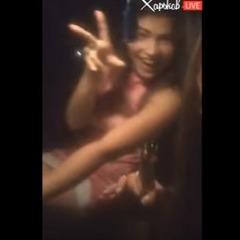 На Харківщині дівчата розбились в ДТП під час включення в Instagram (відео)