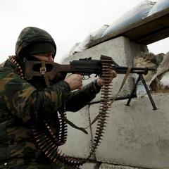 Бойовики за минулу добу 35 раз застосували зброю проти українських військових, - штаб АТО