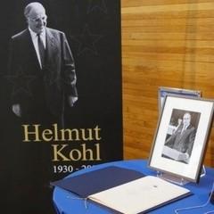 У Стразбурзі проходить прощання із Гельмутом Колем