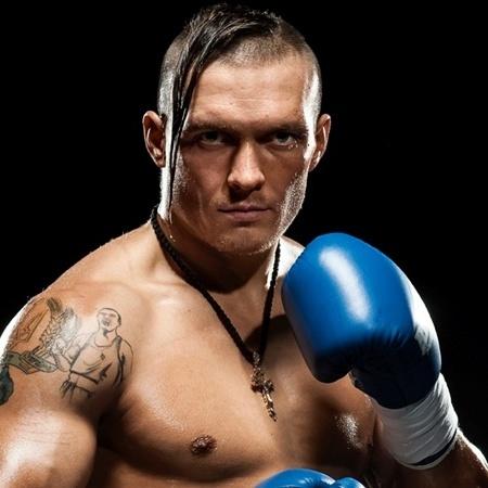 Усик прийме участь в боксерській Лізі чемпіонів