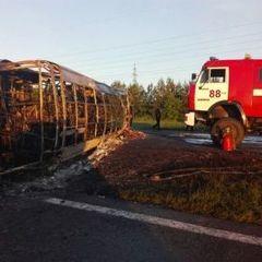 У Татарстані 13 людей загинули внаслідок зіткнення рейсового автобуса з вантажівкою