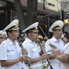 Гройсман і Полторак привітали військових моряків із 25-річчям ВМС
